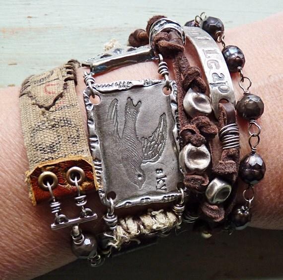 Giant Leap Bracelet/Necklace Wrap