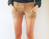 Vintage 90's - Low Rise Short Shorts