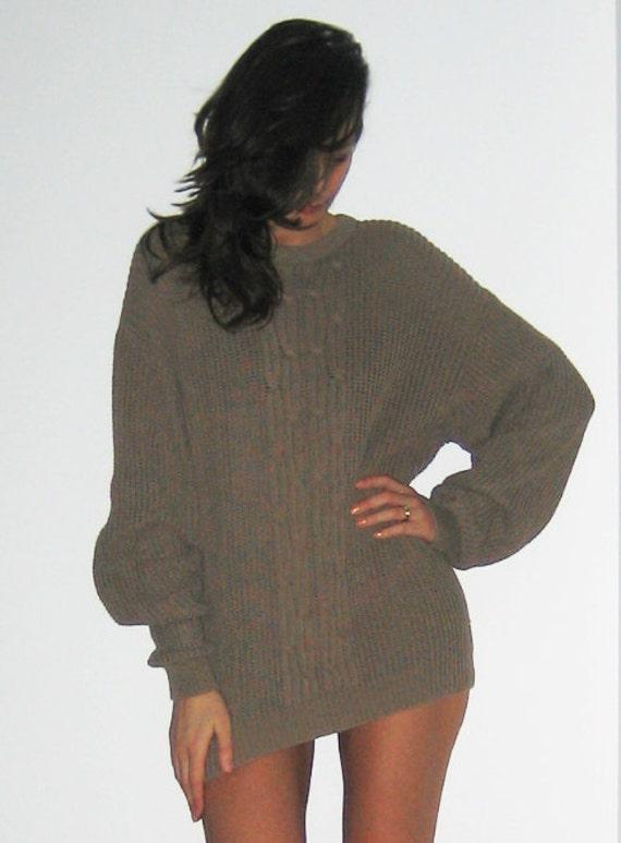 Vintage 90's - Unisex/Boyfriend Style Grunge Sweater