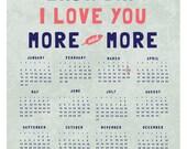 special day - custom calendar