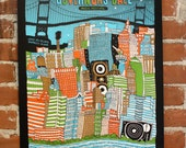 Governors BALL NYC - Official Screen printed Poster