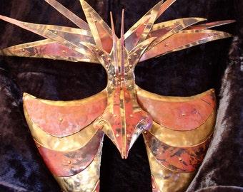 Vlad-decorative mask