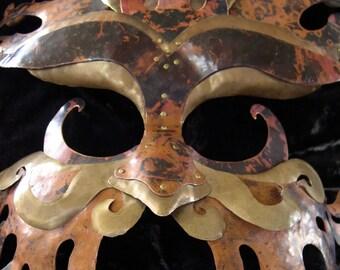 Brunilio-decorative mask