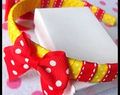 Pokémon Pikachu Colors RIBBON CANDY Headband
