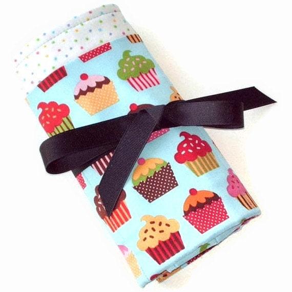 Circular Knitting Needles Organizer - Cupcakes