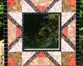 Quilted Treasures - Mosaic Mirror