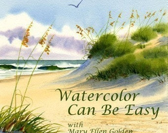 Watercolor Can Be Easy DVD