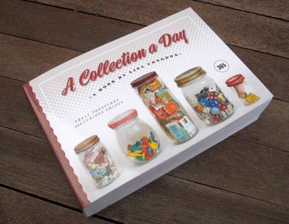 Signed Copy of A Collection a Day Book