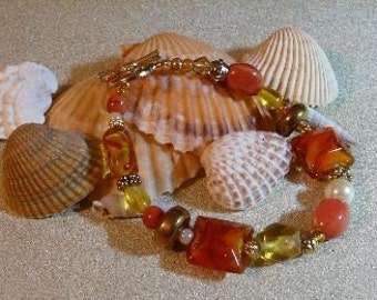 Florida Sunset Bracelet