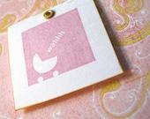 Pink Wahhhhh Card