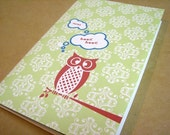 Hoot Journal 50 graph pages