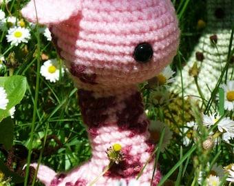Baby Giraffe Crochet Pattern PDF
