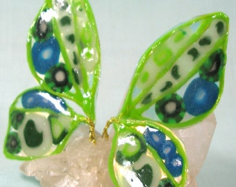 Mod Abstract and Bright Wings for your Fantasy Doll or Creature