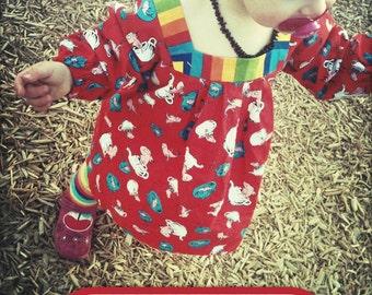 Sweet Pea Dress - PDF Pattern