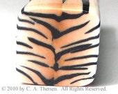 RAW Tiger Print Polymer Clay Cane