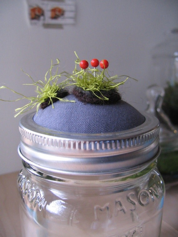 Moss Jar 3