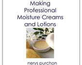Making Professional Skincare Creams and Lotions
