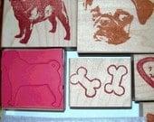 Pug stamper set
