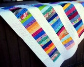 Chinese Coins Baby/Lap Quilt