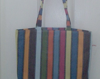 Unique Hand Crafted Tote Bag