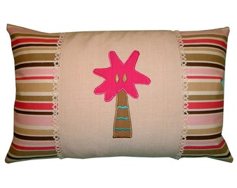 Decorative pillow cover for baby room