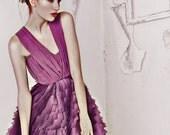 Natalia dress SAMPLE SALE