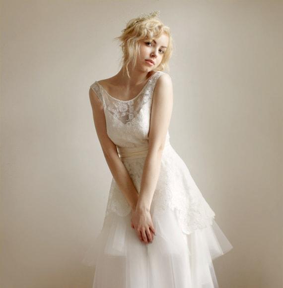 Mathilde--Custom Resered Floor length gown for Jocelyn