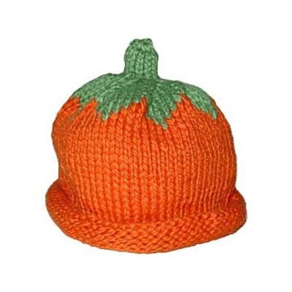 Pumpkinhead - Organic Cotton Pumpkin Halloween Hat