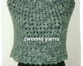 The Westchester Lace Cape Crochet Pattern PDF