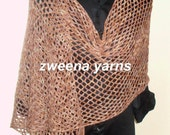 The Bordeaux Lace Wrap and Shawl Crochet Pattern PDF