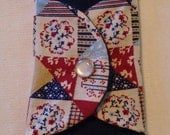 10.5 inch heavy cloth pad - Americana Quilt