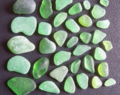 Smooth Beach Glass (Assorted Sizes)