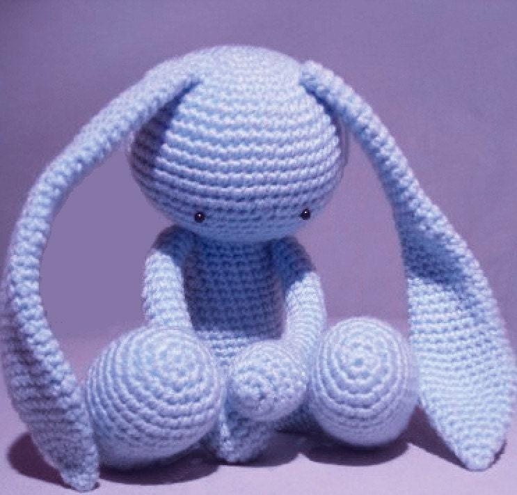 Amigurumi Cute Alien Rabbit Crochet Pattern