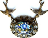 Fly by Night Necklace