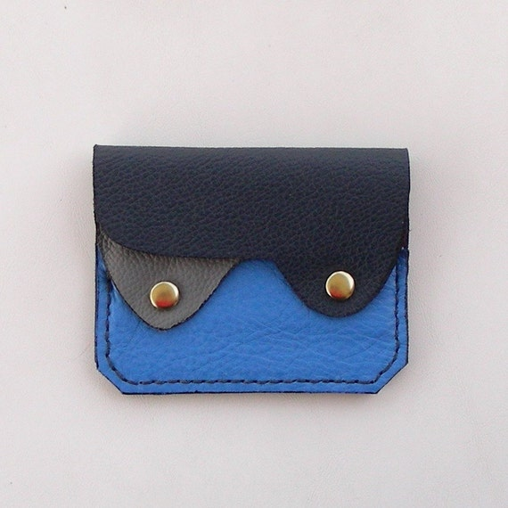Small Leather Wallet, Coin Purse, Card Case, Leather Wallet, Leather Coin Purse