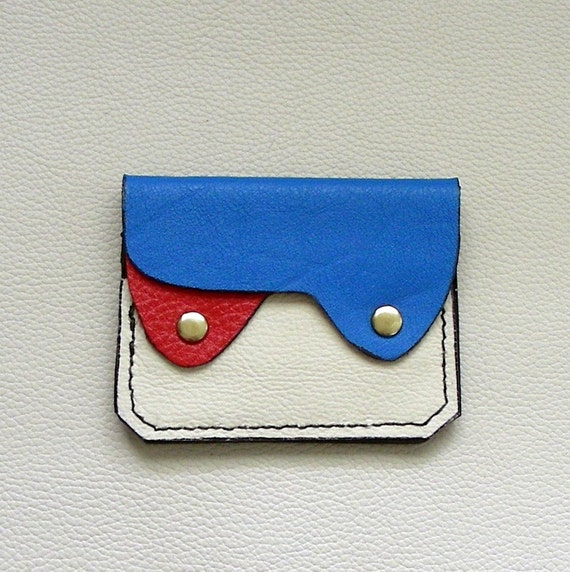 Small Leather Wallet /Coin Purse/Card Case