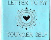Letter to My Younger Self Zine