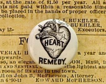 Heart Remedy Button