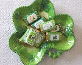 Printable St Patricks Day Mini Candy Bar Wrappers