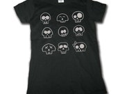 Skullies Women's Shirt - FOR BLACK FRIDAY take 20% off listed price, enjoy :)