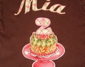 Personalized Birthday Cake Top for that Special Day