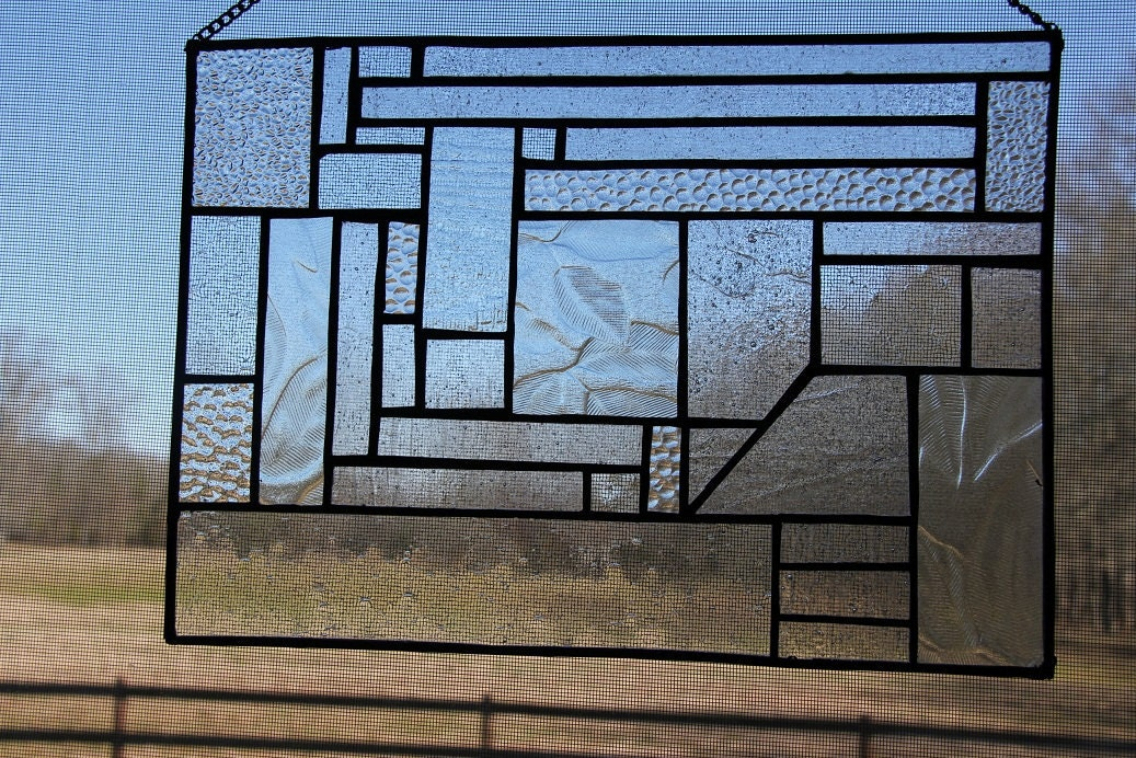 Clear textured glass panel for Textured glass panels