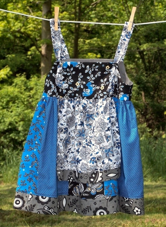 Clearance Sale Apron Knot Dress Size 4
