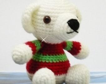 Amigurumi X'mas Bear.
