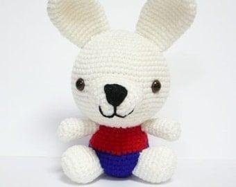 Amigurumi Nino Bunny.