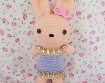 Amigurumi Sweet Bunny.