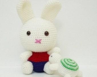 Amigurumi Cute Bunny.