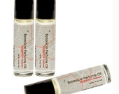 Rolling Hills of France Botanical Perfume Oil, with extracts of Lavender and Calendula.
