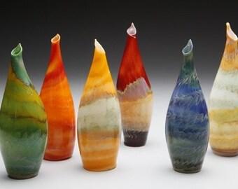 Medium Size Stalagmite Vase.