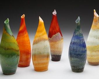 Mini Stalagmite Vase.